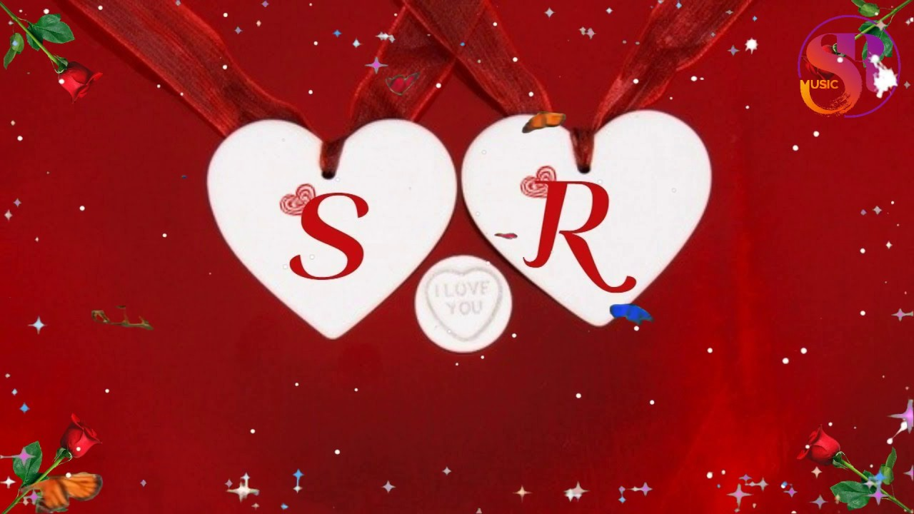B s letter images in heart download