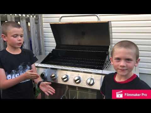 Jacob et Adam, l'art du fumoir c'est un jeu d'enfants avec les granules BARBEX! PARTIE 2
