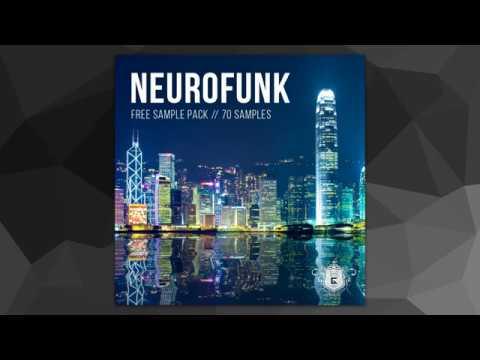 Free Neurofunk Sample Pack - 70 Samples!