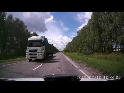 Шацк - Моршанск - Тамбов  2019