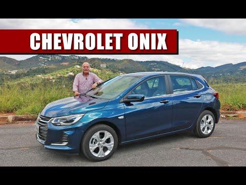 Chevrolet Onix 2020 Premier 1.0 Turbo - TESTE Do Camanzi