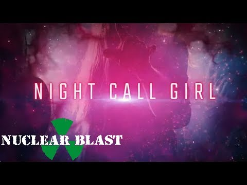 MAJESTICA - Night Call Girl (OFFICIAL LYRIC VIDEO)