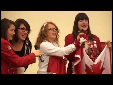 Rotary District 2240 Annual Conference 2014 – Exchange Students Performance – Part II.