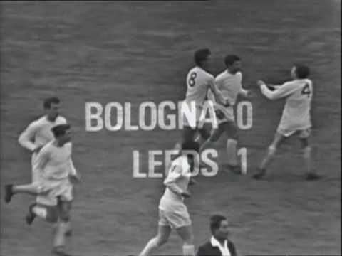 19/04/1967 Leeds United v Bologna