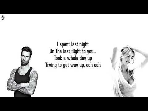 Maroon 5 - Girls Like You ft. Cardi B [Lyrics]