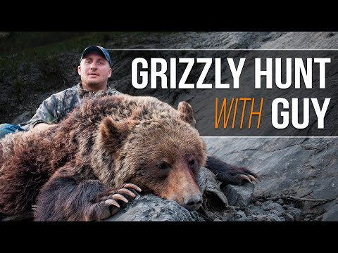 DANGEROUS GRIZZLY Bear HUNTING – Eastmans' Hunting TV