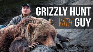 Hunting Mountain Grizzly Bears with Guy Eastman