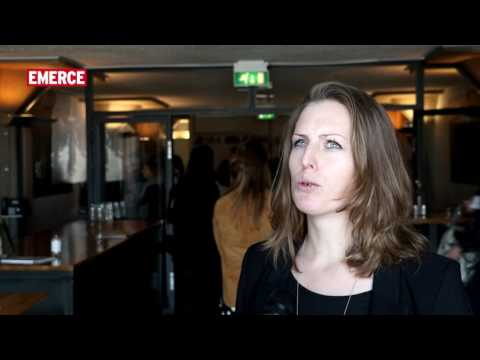 Interview Anouk Bosma (bol.com) op The Social Conference 2017