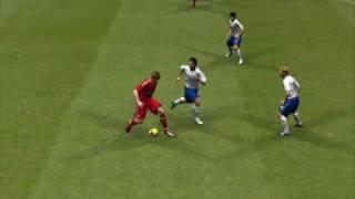 PES 2009 PC - Skills Move Tutorial Part 1
