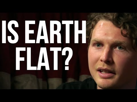 IS EARTH FLAT? - Timothy Shieff on London Real