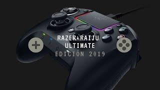 impresiones del Razer Raiju Ultimate 2.0 PS4 (versin 2019)