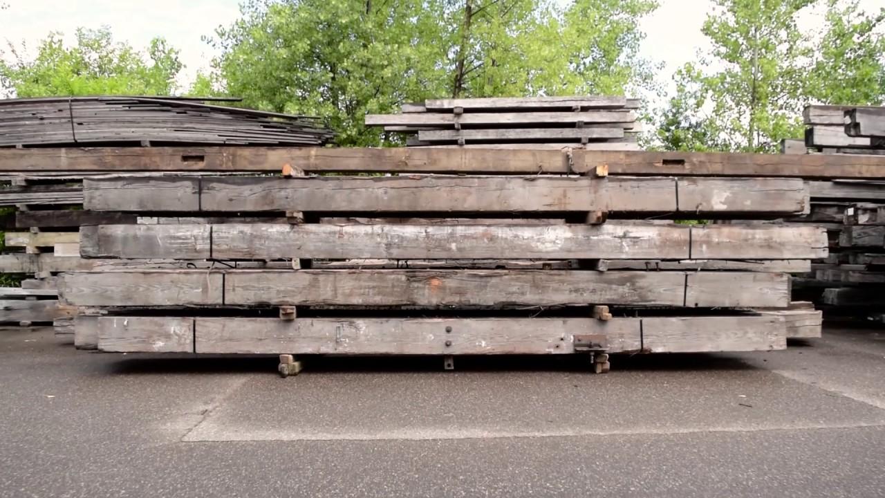 Reclaimed Wood MN | Rustic Barnwood | Manomin Resawn Timbers