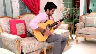 اخيرا قالها ...... عزف بالجيتار 💜💜💜💜