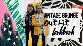 Vintage,Grunge Outfit Lookbook