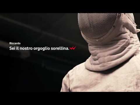 Canzone pubblicitàVodafone Olimpiadi Rio 2016