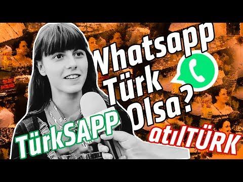 Whatsapp Türk Uygulaması Olsaydı Adı Ne Olurdu?