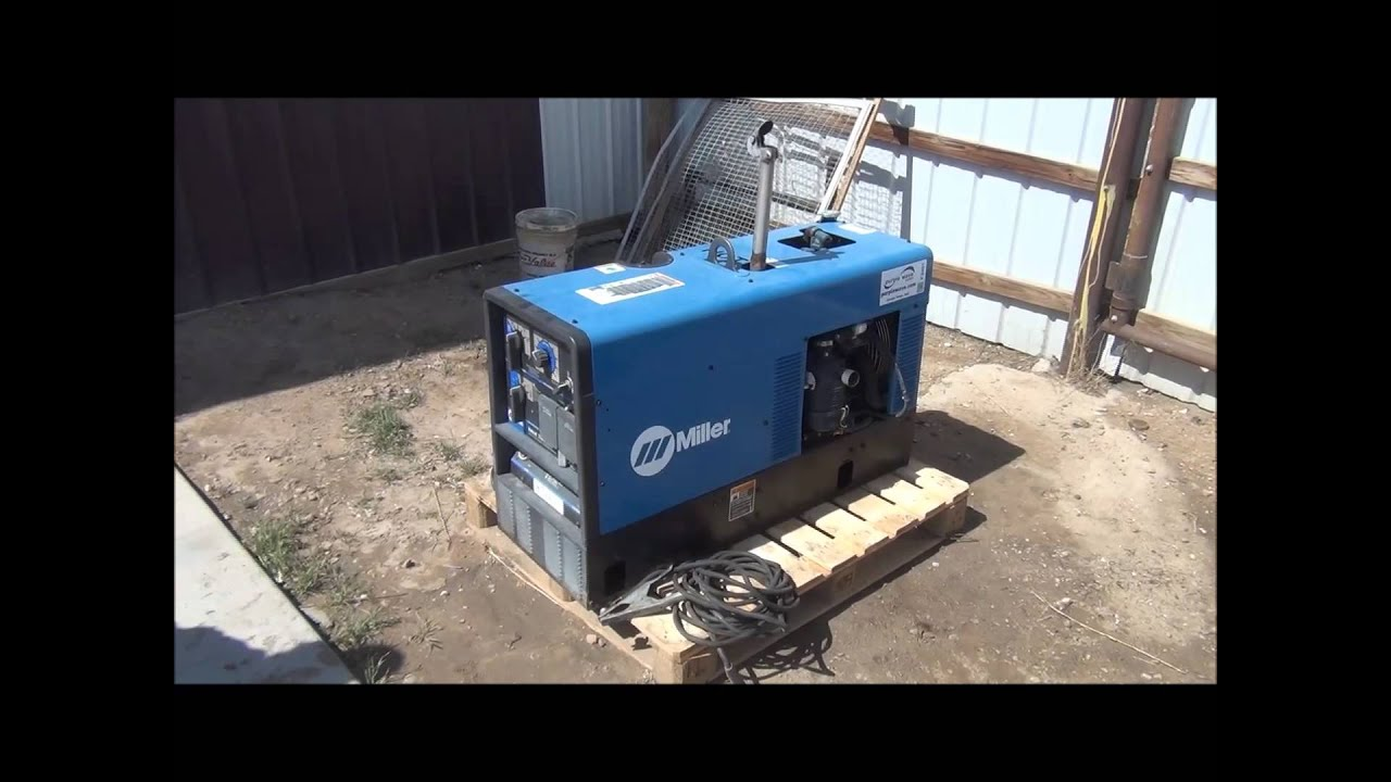 you do this by placing a frequncy miller bobcat 250 welder generator specs installation manual meter on one of the 120vac outlets lincoln ranger 8 operator  [ 1280 x 720 Pixel ]
