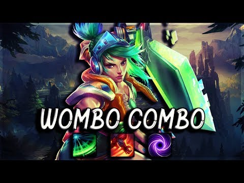 Top 20 WOMBO COMBO #01 | League of Legends
