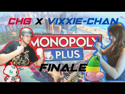 WHO WILL COMES OUT ON TOP!?!? | MONOPOLY PLUS WITH VIXXIE-CHAN! | FINALE |