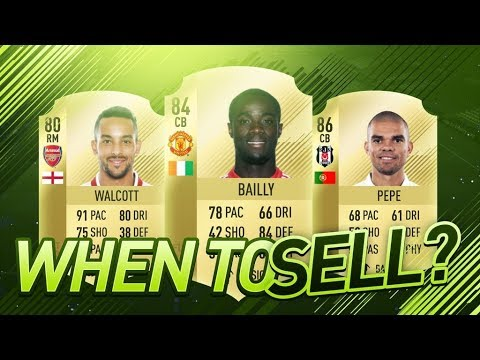KEEP OR SELL? - FIFA 18 First Week Investment/Trading TIPS