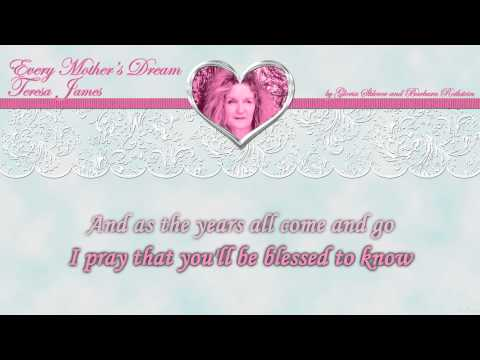 "Teresa James - ""Every Mother's Dream"" (Instrumental)"