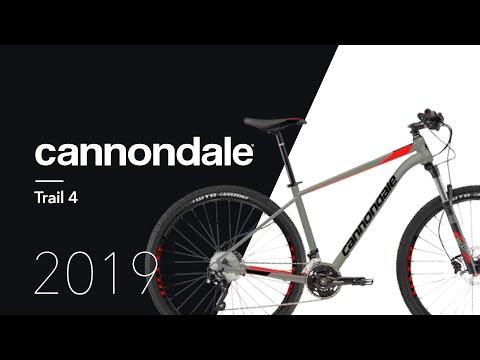 Cannondale Trail 4