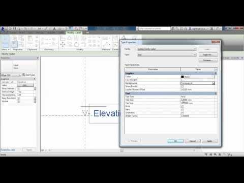 [RDSIC] Hướng dẫn cách sửa annotation family trong Revit