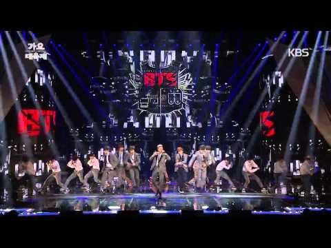 [HIT] KBS 가요대축제-방탄소년단(BTS) - Danger.20141226