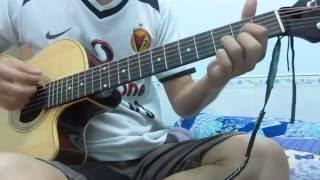 [Toàn Đoàn Guitar Cover] Chợt nghe bước em về - Lam Trường