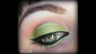 Soft Green Make up Thumbnail