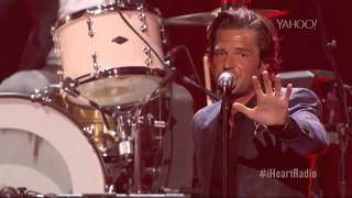 The Killers  2015 iHeartRadio Music Festival Las Vegas 9182015