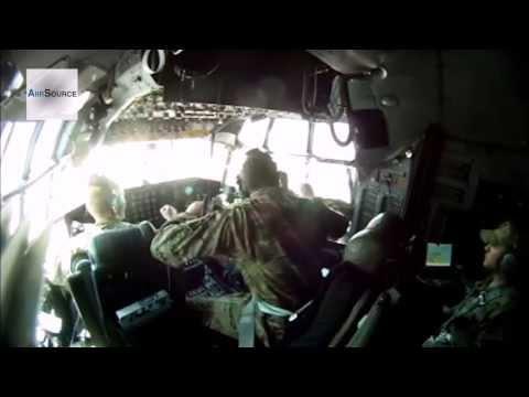 Airmen in the Fight - C-130 Flight Engineer