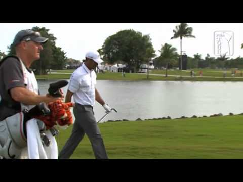 Tiger Woods - 2013 WGC Cadillac championship (complete highlights)