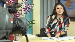 Marissa Anita - Cinta Jurnalistik dan Entertainment