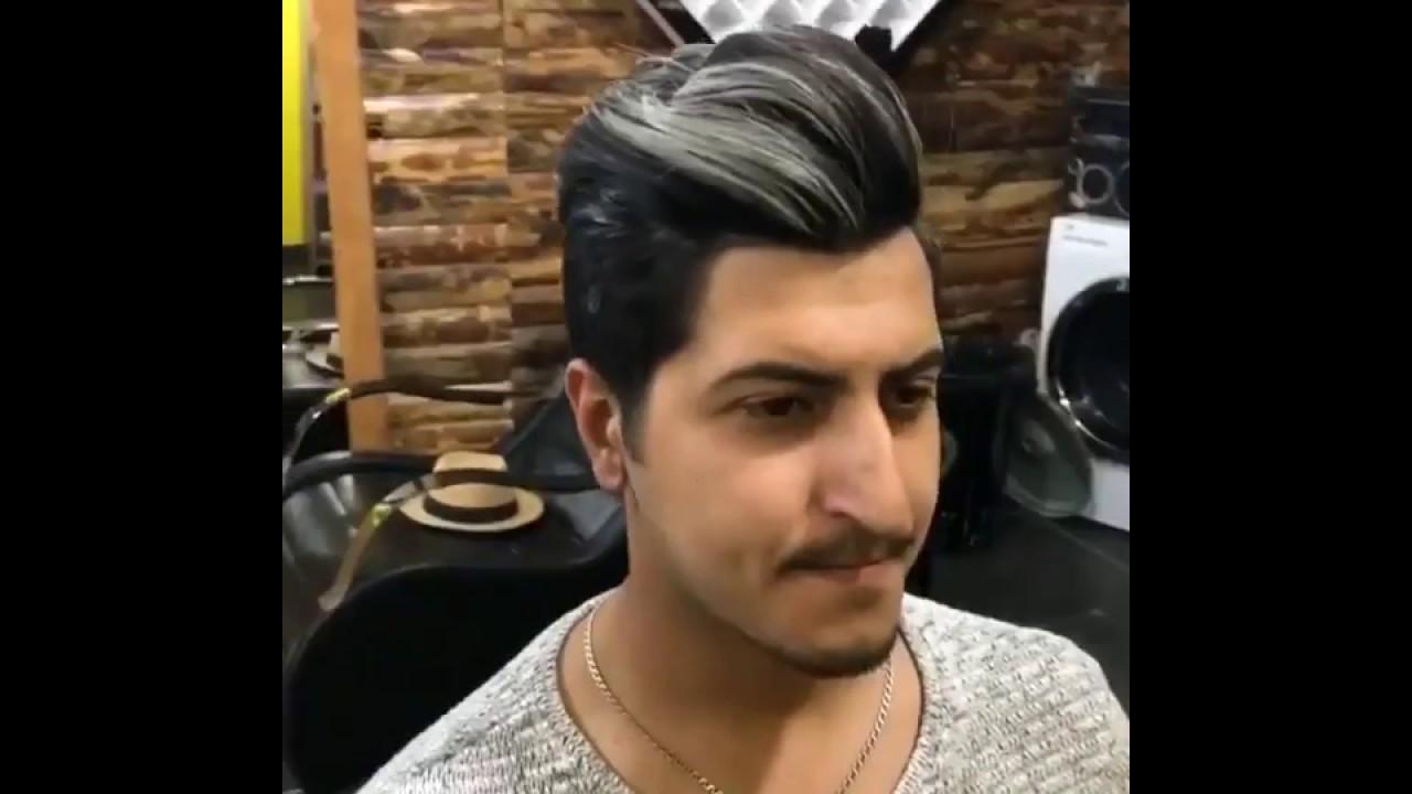 78+ Gambar Warna Rambut Cowok Keren Terbaik