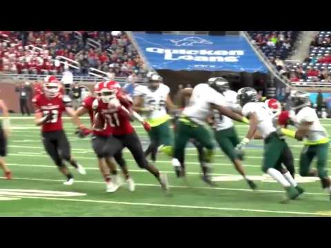 Romeo vs. Detroit Cass Tech - 2015 Division 1 Football Final