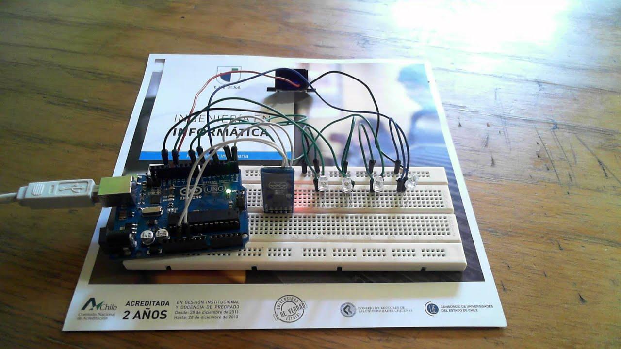 Video proyecto quot código morse con arduino y android