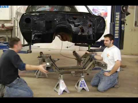 1971 Camaro Install With Heidts Pro G Front Subframe Youtube