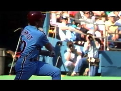 PHI@PIT: Harry Kalas calls Mike Schmidt