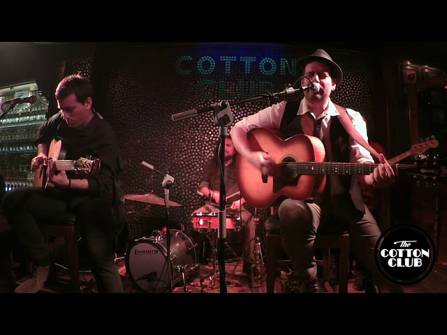 Blues & Decker en directo en Cotton Club Bilbao John the Revelator