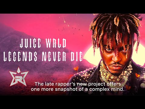 Juice WRLD & Trippie Redd – Tell Me U Luv Me (Legends Never Die)