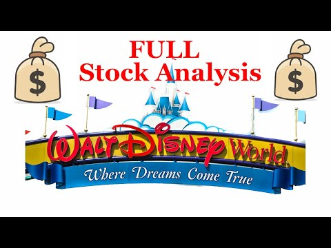 Disney Stock Analysis Full Company Review With Future Predictions - YouTube