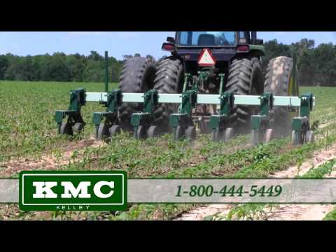 KMC Wide Sweep Cultivator