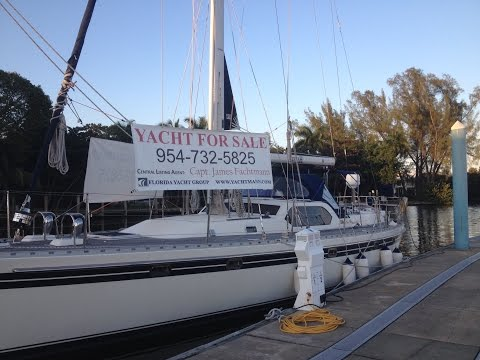 Tayana 58 Sailing Yacht For Sale FLORIDA
