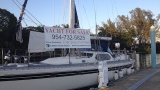 Tayana 58 Sailing Yacht For Sale FLORIDA