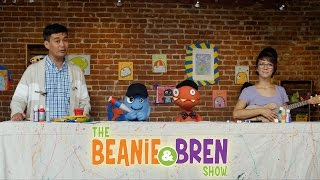 Beanie & Bren: How to Draw a Sports Mashup
