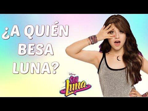 ¿A quién besa Luna?  Soy Luna ¡Nuevo Juego! ¡ADELANTE !