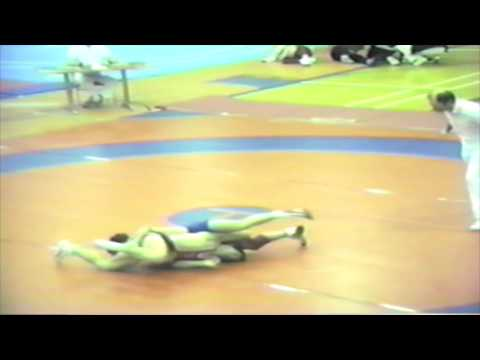 1987 National Espoir Championships Match 16