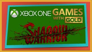 Xbox One Games With Gold (February 2018) - Shadow Warrior Review