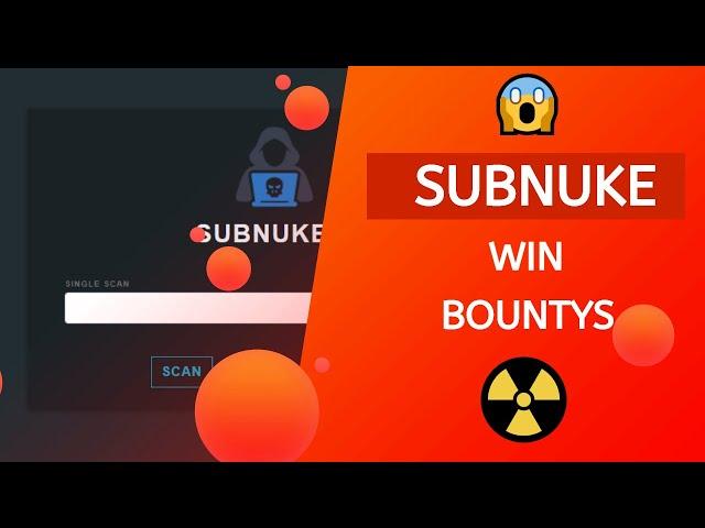 [SubNuke] Subdomain Takeover Tool / WIN + PROFIT 💲💲💲 😱😱